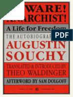Augustin Souchy - Beware! Anarchist!