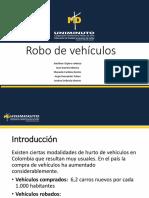 Robo de Vehiculos