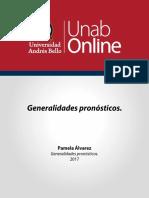 Mii506 Apunte s1 Generalidades Pronosticos