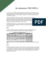 Gestion de Stock de Inventarios y Almacen