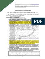 Egg La Planificacion Educativa PDF
