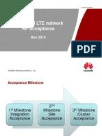 LTE RF Acceptance - 20141125