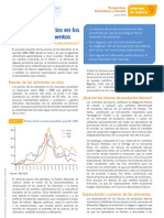 FAO - InFORME de POLITICAS 9 - Perspectivas Economic As y Sociales Junio 2010