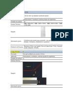 Catalogo Especificacões Técnicas