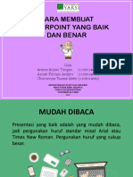HOW TO MAKE PPT