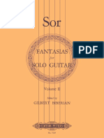 Sor Fantasias for solo guitar Vol 2.- edited by Gilbert Biberian.pdf