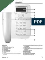 Manual de telefono Gigaset DA610.pdf