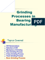 Grinding Process Bore