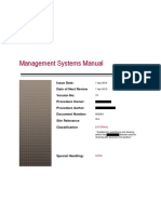 copy Management Systems Manual V10 (9001+14001+27001+OHSAS18001)
