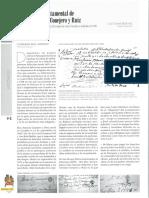 Cláusula testamentaria de don Antonio Conejero y Ruíz