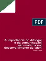 Artigo eBook a Importância Do Diálogo e Da Comunicação Não Violenta No Desenvolvimento de Um Líder Vivian Correa