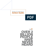 Great Commission Action Guide
