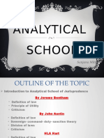 Analytical School