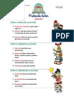 PROTOCOLO LECTOR SD (Pasos Para Mejorar C. Lectora)