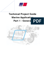 Technical Project Guide Marine Application Part 1 - General