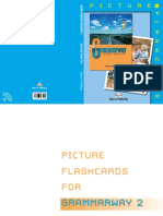 Grammarway 2 Picture Flashcards 134