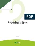 Norma Diseno Acueducto 2013