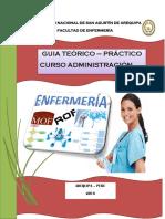 Guia Teorico Practica de Administración de Enfermería
