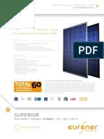 Eurener Pepv-superior 270-285 Es