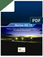 ND.16 – Postes e Caixas para Medição de Energia Elétrica de Unidades.pdf