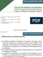 Presentación Foro Minería y Conflicto. Vf