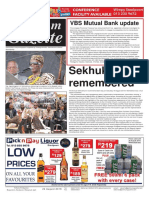 Platinum Gazette 24 August 2018