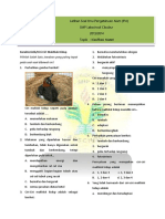 Latihan Soal Klasifikasi Materi
