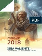 Programa de la Asamblea Regional CO-pgm18_S