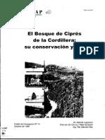 Loguercio-1999 - El Bosque de Ciprés de La Cordillera Su Conservación y Uso