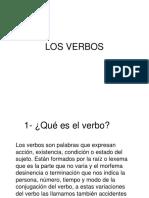 Los Verbos Ppt 4b