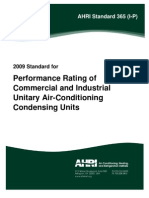 AHRI-365_Unitary Air Conditioning Units