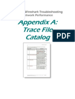 Appendix a-Trace File Catalog-Needs Selection