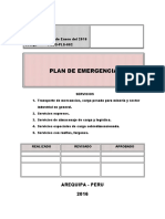 Seg-pls-002 Plan de Emergencia