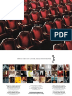 Catalogue Photo d'Hôtel, Photo d'Auteur 2010