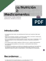 Fármaco Nutrición sesion 2.pptx