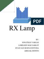 RX Lamp