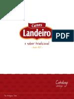 Catálogo Carnes Landeiro