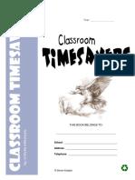 Classroom Timesavers Book