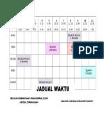 JADUAL WAKTU (1)