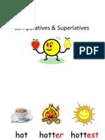 Comparatives Superlatives Kids
