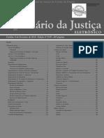 Diário Da Justiça Eletrônico - Data Da Veiculação - 09-02-2018