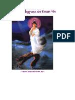 Novena Milagrosa de Kwan Yin