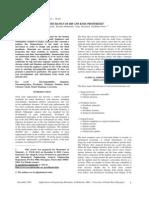 Bio Mechanics of Hip and Knee Prostheses