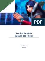 Consejos Para Irelia - Analisis de Faker