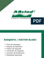 doctor blade