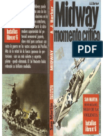 Batallas Libro Nº 06 - Midway - Momento Crítico - A. J. Barker - Edit. San Martin.pdf