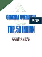Top 50 Indian Companies