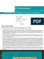User Manual My Performance Appraisee Appraiser