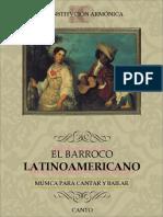 El Barroco Latinoamericano