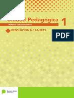 Unidad Pedagógica